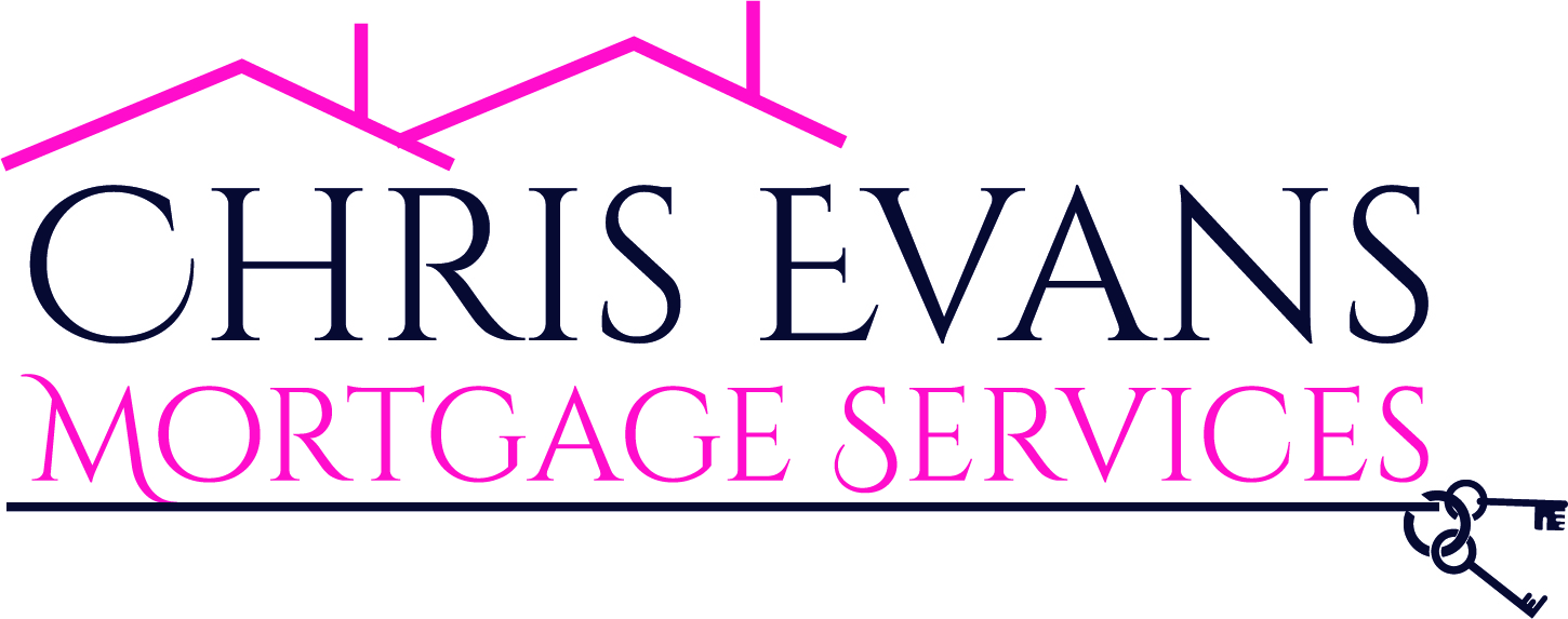 Chris Evans Mortgage Services Logo